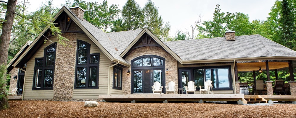 Muskoka style house plans home design and style for Viceroy home plans