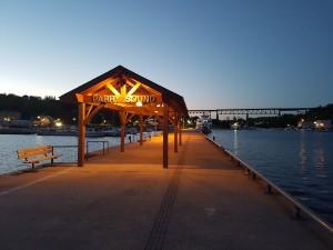 Waterfront Gazebo